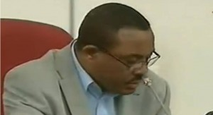 hailemariam speaking