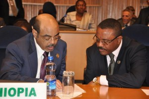 meles and hailemariam