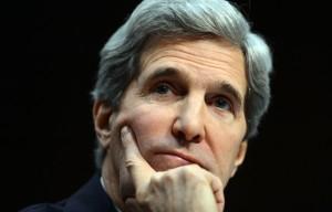 ጆን ኬሪ (ፎቶ: SAUL LOEB/AFP/Getty Images)