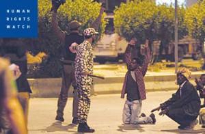 Saudi Arabia: Labor Crackdown Violence