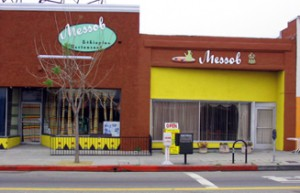 Messob Ethiopian Restaurant in Little Ethiopia selected as Small Buisness of the Year in California!