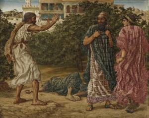 naboth and ahab