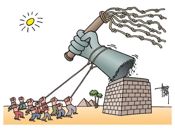 Why Are We In Libya >> Leadership Gap: The main reason why we keep failing to topple dictatorship