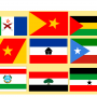 ethnic flags