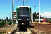 light rail addis