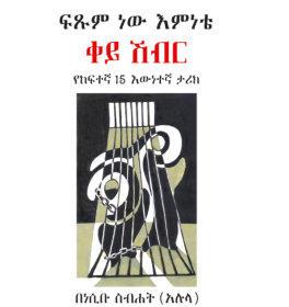 Ato Nesibu Sebhat Plagiarized the EPRP's Creative Works