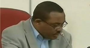 hailemariam speaking