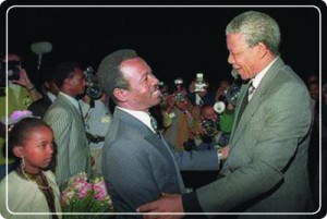 mengie and madiba