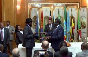 Ethiopia South Sudan