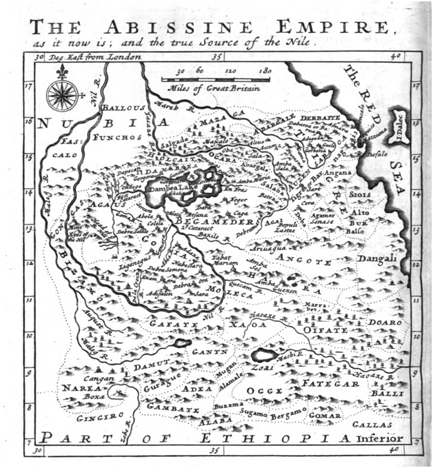 The Abyssinian Empire