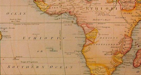 ethiopic ocean